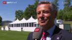 Video «Reiten: Andy Kistler neuer Schweizer Equipenchef» abspielen