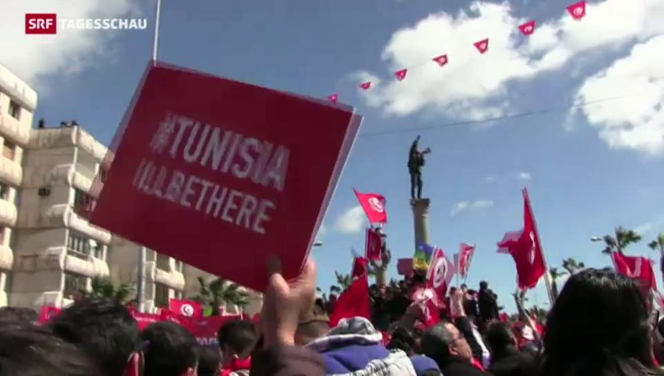 Tausende gegen den Terror