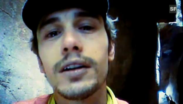 Video «Trailer «127 Hours»» abspielen