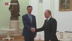Video «Russen in Syrien» abspielen