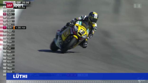 Video «News: Moto2-Qualifying» abspielen
