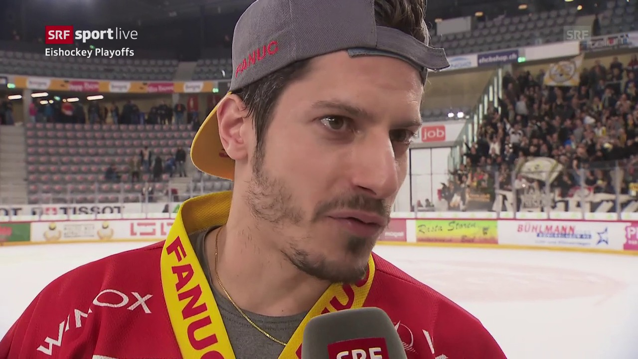 Fabian Lüthi: «Wir holen am Montag den Sieg in Lugano»