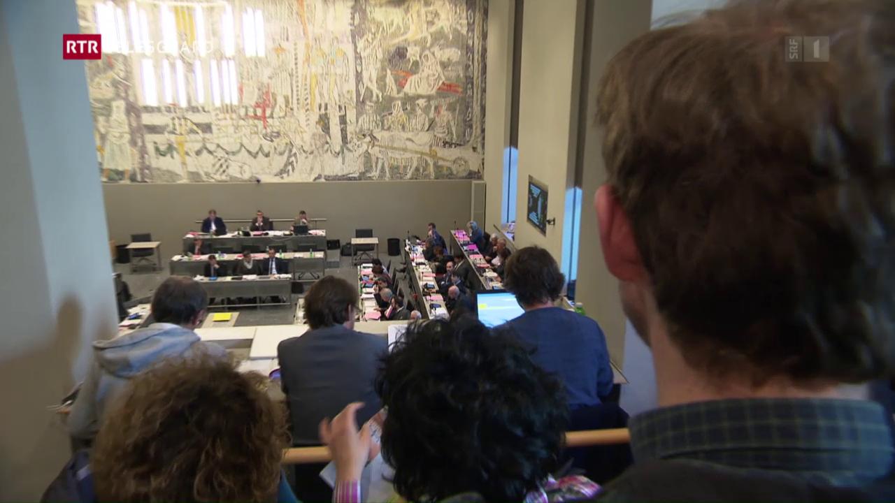La revisiun da la lescha da cultura: A la primaudiziun cun Roman Weishaupt