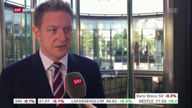 Video «SRF Börse vom 14.09.2016» abspielen