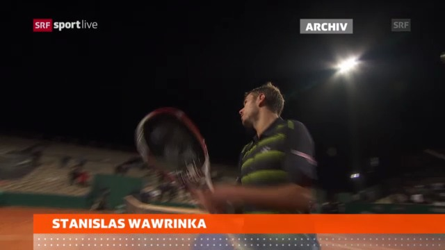 Wawrinka mit Startsieg und neuem Coach («sportlive»)