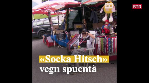 """Laschar ir video «""""Socka Hitsch"""" vegn spuentà»"""