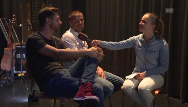 Video ««Divertimento» im Gespräch mit Leana» abspielen