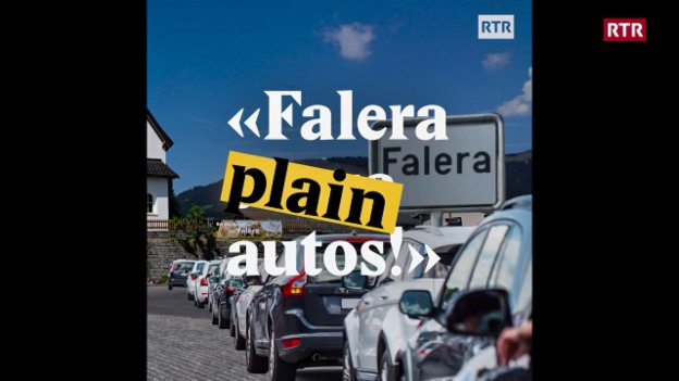 Laschar ir video «Falera plain autos!»