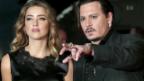 Video «Johnny Depp und Amber Heard: Ehe-Aus nach einem Jahr» abspielen