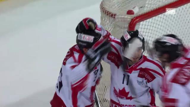 Spengler Cup: Zusammenfassung Davos - Team Canada