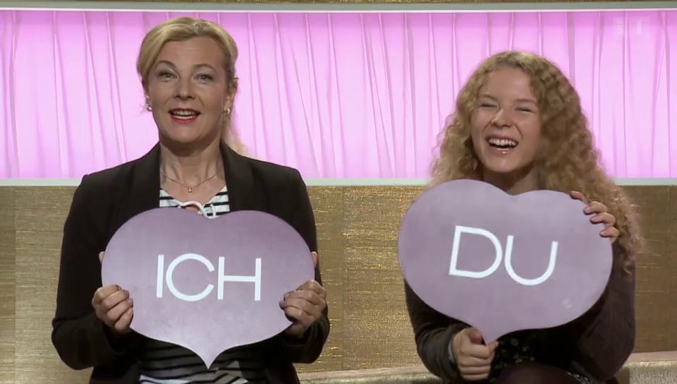 Karin Frei und Tochter Sian