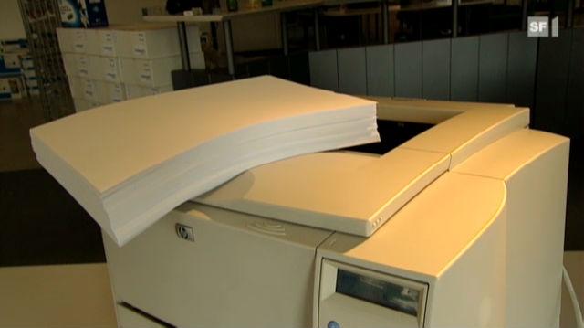 Druckerpatronen-Schwindel: Firma treibt es bunt