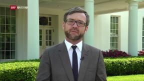 Video «Einschätzungen aus Washington» abspielen