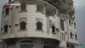Video «Friedensgespräche für Jemen vertagt» abspielen