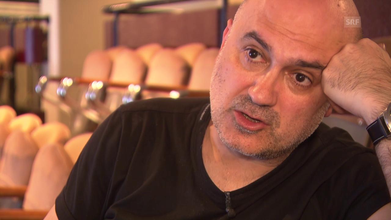 Was kommt nach dem Sex? Das fragt sich der Regisseur Calixto Bieito.
