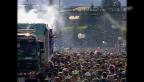 Video «2001: Die Millionengrenze ist geknackt» abspielen