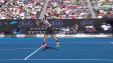Video «Federer holt sich das Rebreak» abspielen