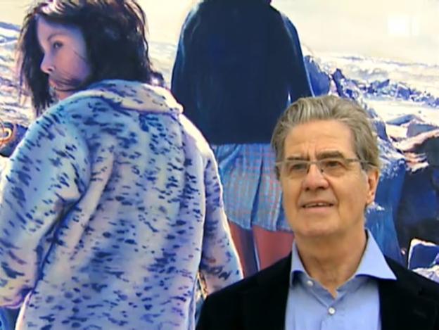 Video «Franz Gertsch und die wirklichere Wirklichkeit» abspielen