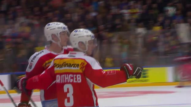Video «Hockey-Nati gewinnt in Schweden» abspielen