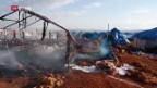 Video «Syrischer Krieg: Zivilisten als Zielscheibe» abspielen