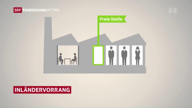 Video «Die Zuwanderungs-Debatte geht weiter» abspielen