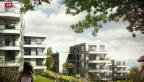 Video «Pensionskassen investieren in Immobilien» abspielen