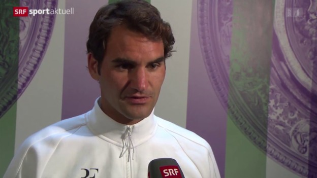 Video «Wimbledon: Schweizer Sternstunde» abspielen