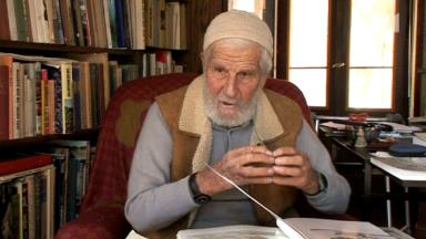 Video «Augusto Gansser hat im Iran eine riesige Ölquelle entdeckt.» abspielen