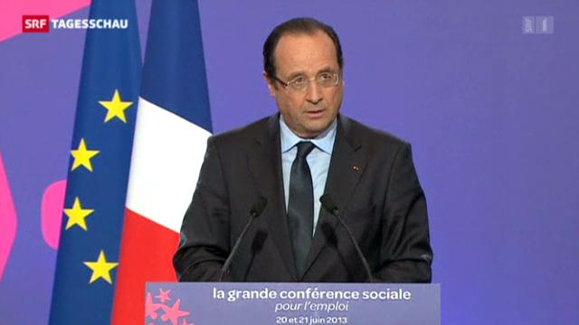 Hollande will Rentenkasse sanieren