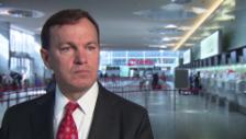 Video «Fred Cromer zu der neuen C-Series von Bombardier» abspielen