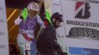 Video «Ski: 2. Lauf von Denise Feierabend» abspielen