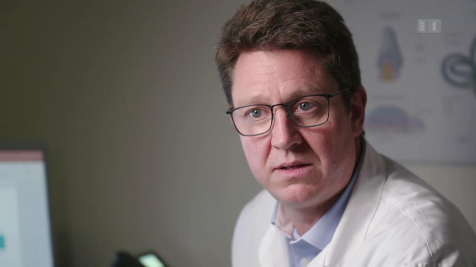 Chirurg Roland Giger: «Der Schweregrad der Komplikationen ist signifikant gesunken und auch die Länge der Hospitalisation ist von 18 auf 12 Tage gesunken.»