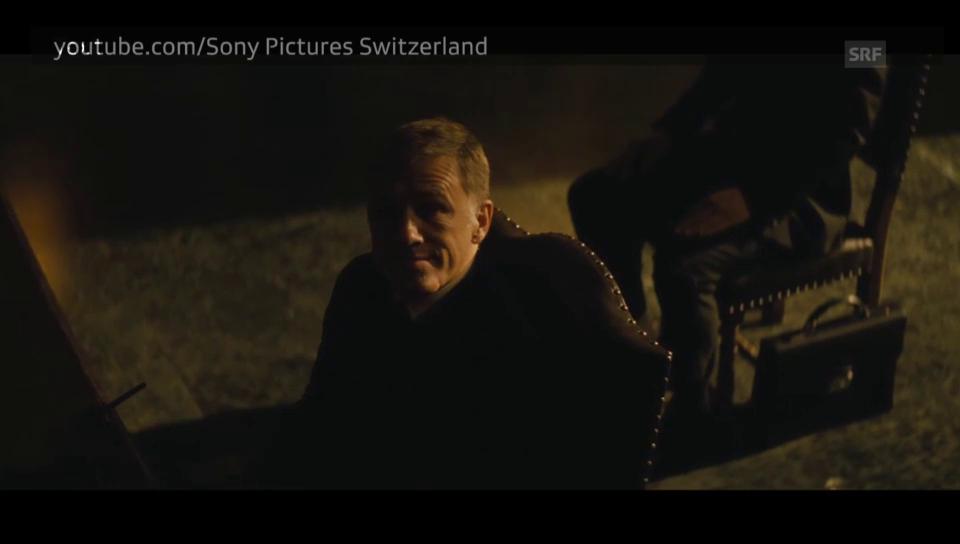 Christoph Waltz in «Spectre»