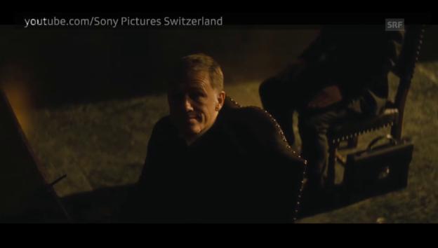 Video «Christoph Waltz in «Spectre»» abspielen