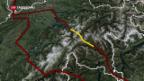 Video «Gotthard-Tunnel: Kernstück der Verbindungen in Europa» abspielen