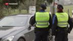 Video «Aufstockung des Grenzwachtkorps» abspielen