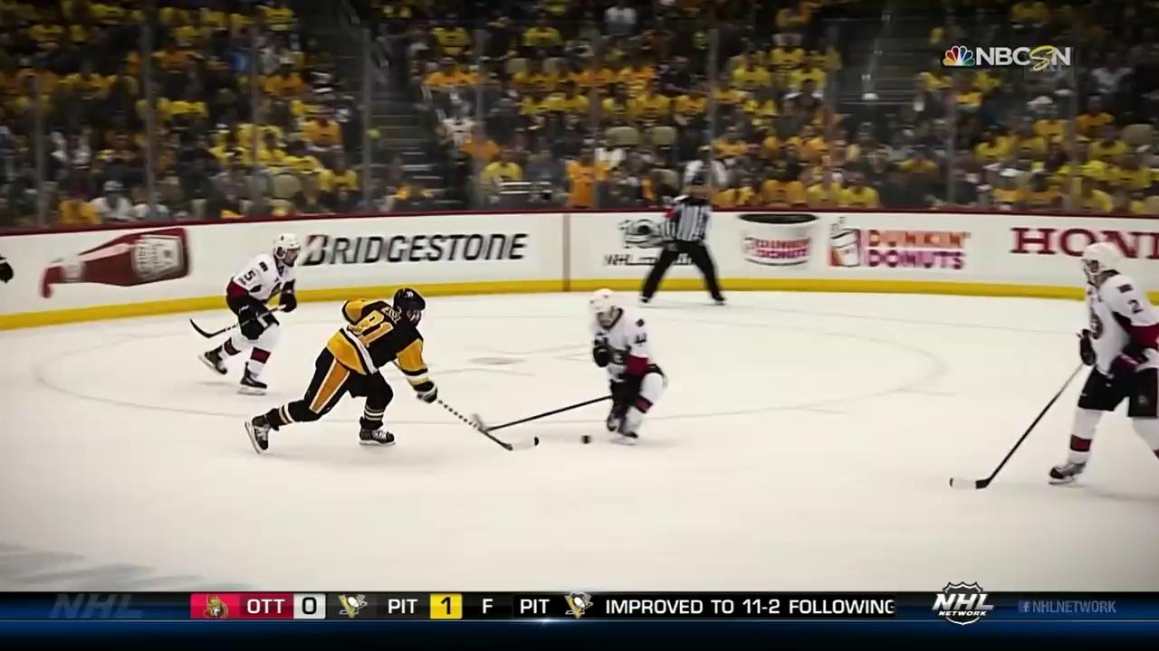Phil Kessel schiesst Pittsburgh zum Sieg über Ottawa