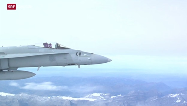 Video «Weniger Flugstunden für die Piloten» abspielen