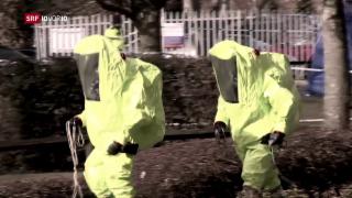 Video «Deutscher Geheimdienst beschaffte Nervengift Nowitschok» abspielen