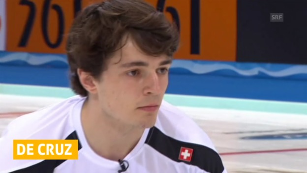 Video «Curling: Zwei weitere Siege für die Schweiz» abspielen