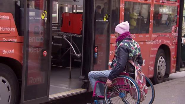 Video «Millionen für Bushaltestellen, Christian Lohr, Flüchtlinge, PKB» abspielen