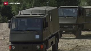 Video «Armeereform auf der Zielgeraden» abspielen