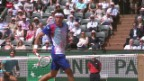 Video «Tennis: French Open, Nadal - Mayer» abspielen