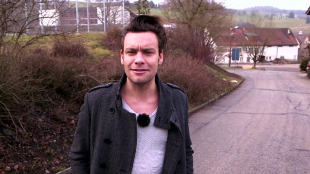 Video «Projekt Pausenplatz mit Michel Birri» abspielen