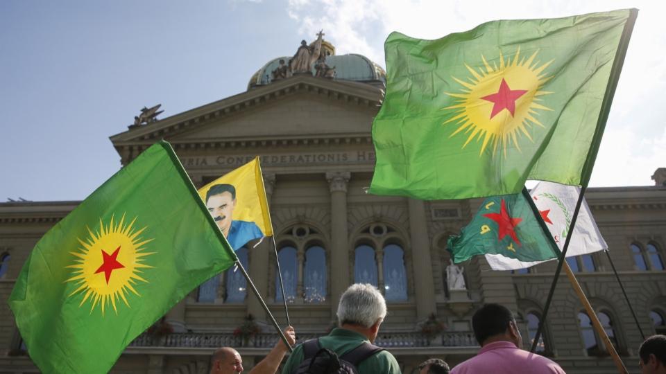 Syrische Regierung reicht Protestnote in Bern ein