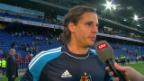 Video «Interview mit Yann Sommer» abspielen