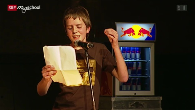 Video «Dossier Wortzauber: Poetry Slam (2/3)» abspielen
