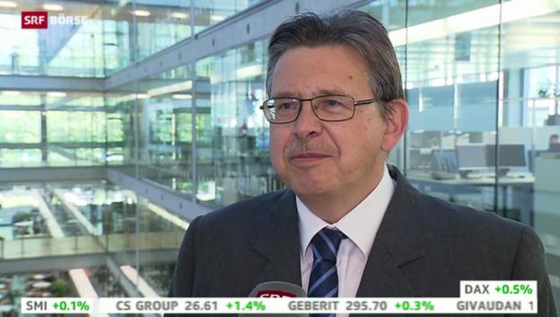 Video «SRF Börse vom 23.05.2014» abspielen