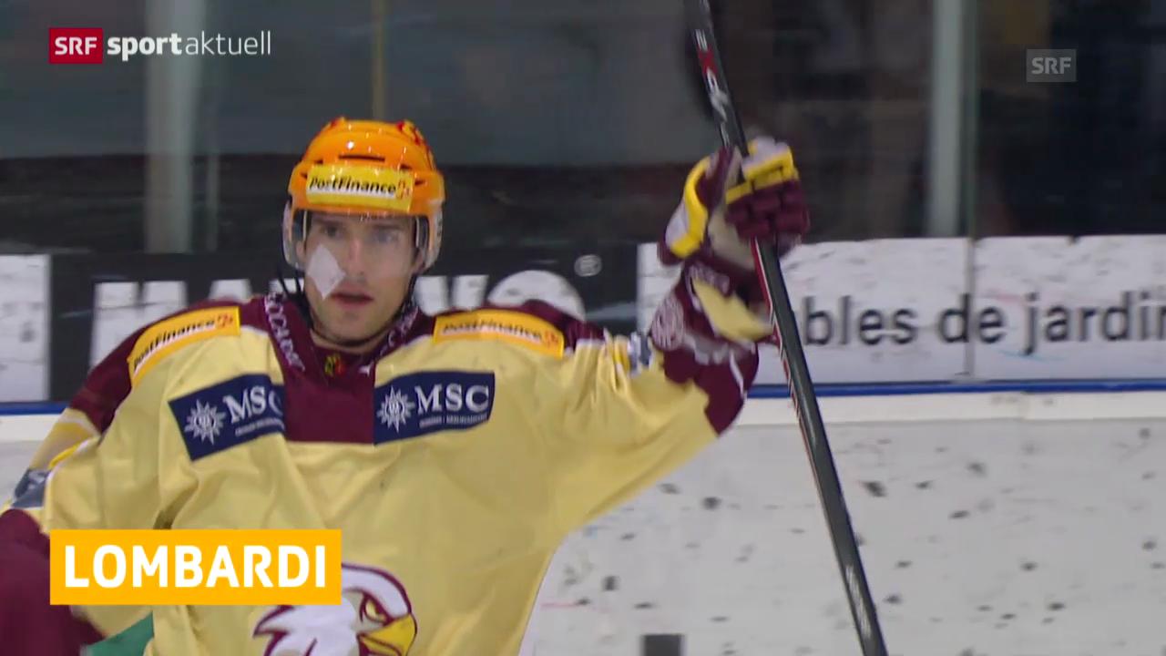 Eishockey: Matthew Lombardi verlässt Genf-Servette