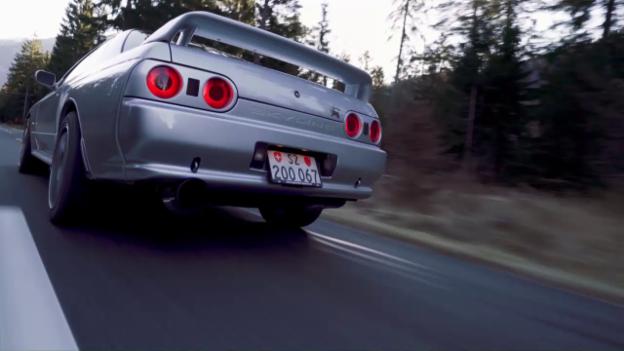 Video «Nissan Skyline, mehr Sein als Schein» abspielen
